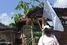 Warga Bali yang Kesulitan Pangan Saat PPKM Cukup Kibarkan Bendera Putih