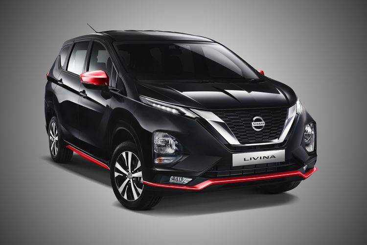 PT Nissan Motor Indonesia meluncurkan Nissan Livina Sporty Package
