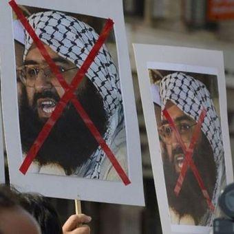 Maulan Masood Azhar. (AFP)