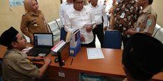 Kunjungi Purbalingga, Mendes PDTT Jelaskan Manfaat Desa Digital