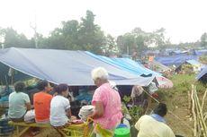 Kisah Sedih Pengungsi Gempa Maluku: 1 Tenda Isi 5 KK hanya Dapat 1 Kg Beras dan 2 Mi Instan...
