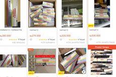 Laris Diburu via Online, Harga Ivermectin Capai Rp 550.000 Per Setrip
