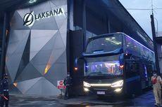 Bus Baru PR Sukun, Pakai Bodi Double Decker dari Karoseri Laksana