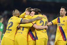 Barcelona Vs Napoli - Busquets-Vidal Absen, Begini Respons Frenkie de Jong