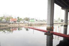 Dinas Lingkungan Hidup Selidiki Kematian Ikan di Kali Ancol