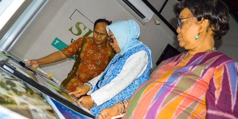 dewan juri yang melakukan penilaian di antaranya adalah Naning Adiwoso (pendiri dan Ketua Green Building Council Indonesia), Anggia Murni (arsitek profesional dan Principal Tropica Greeneries), serta Country Director PT Onduline Indonesia, Tatok Prijobodo.