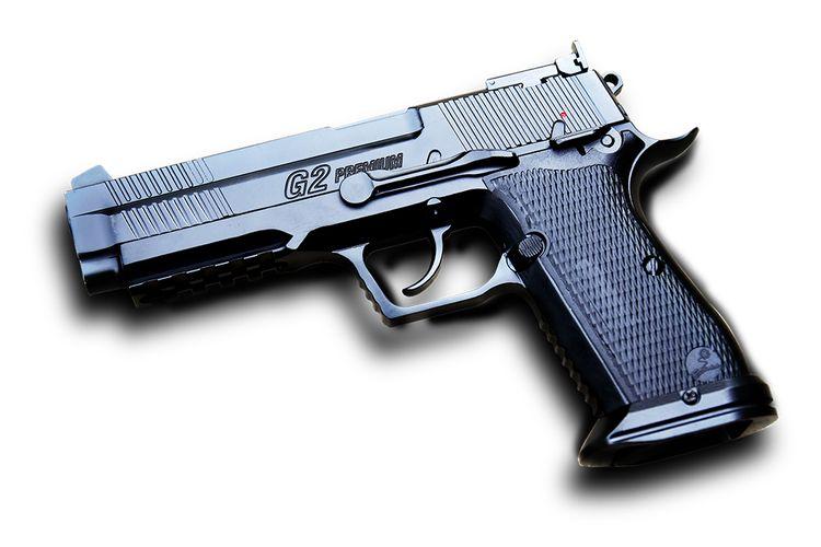 Pistol G2 Premium.