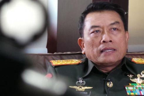 Jam Tangan Mewah Rp 1 Miliar Dibeli Jenderal Moeldoko Rp 5 Juta