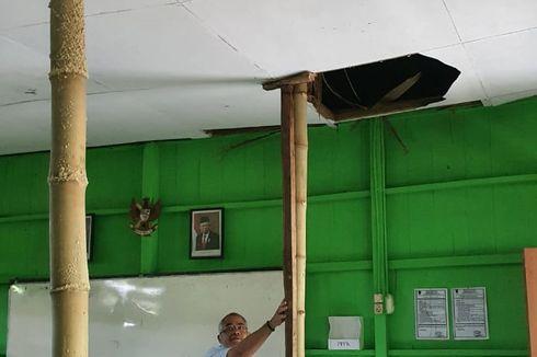 Perbaikan Sekolah Rusak Ringan akibat Banjir di Banjarmasin Gunakan Dana BOS