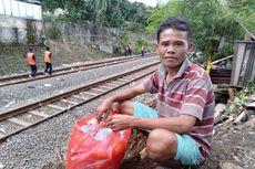 Kisah Darsono Selamatkan Masinis KRL Anjlok di Bogor...