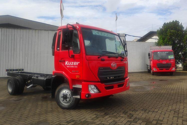 Astra UD Trucks tawarkan Kuzer di segmen truk ringan