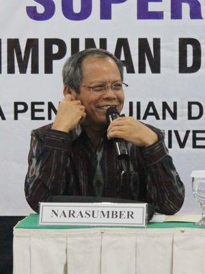 Prof. Muchlas Samani, Guru Besar Universitas Negeri Surabaya.