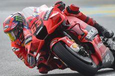Harus Ganti Motor di GP Perancis, Bagnaia Malah Bisa Raup Poin