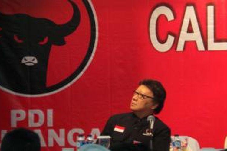 Sekretaris Jenderal DPP PDI Perjuangan Tjahjo Kumolo