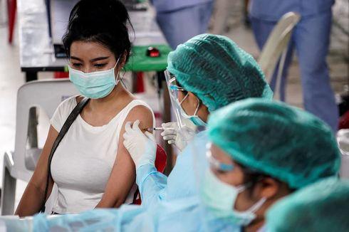 Campuran Vaksin Sinovac dan AstraZeneca Aman di Thailand, 1,5 Juta Orang Sudah Disuntik