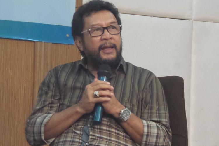 Koordinator Bidang Politik Hukum dan Keamanan Partai Golkar Yorrys Raweyai.