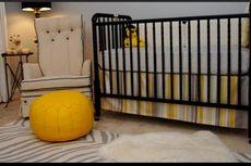 Warna Pastel, Agar Bayi Tidur Lelap di Kamarnya