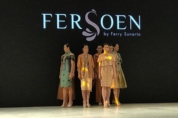 Lebih dari 50 desainer Indonesia menampilkan produk unggulannya dalam 23 Fashion District di Paskal 23 Mall Bandung.