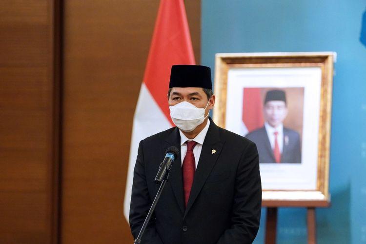 Menteri Perdagangan M Lutfi