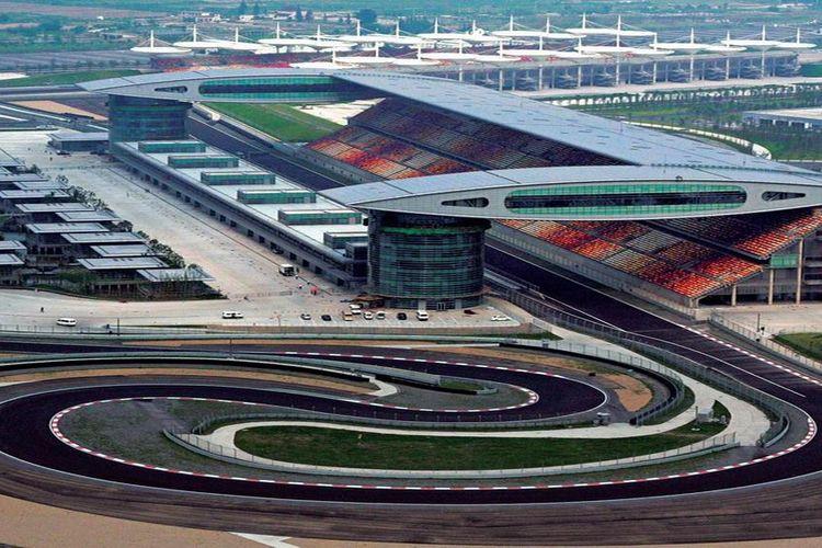 Sirkuit Internasional Shanghai