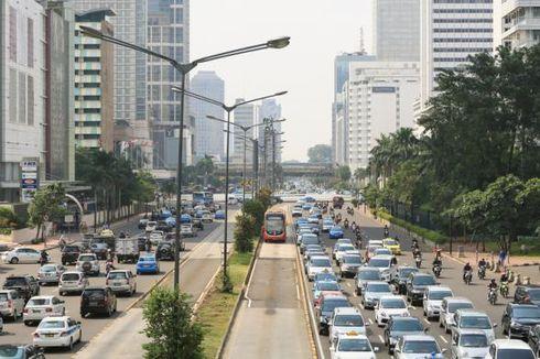 Cara Kurangi Kemacetan, Pengguna Kendaraan Pribadi Perlu