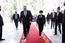 Intensifnya Pertemuan Indonesia-AS: Permintaan