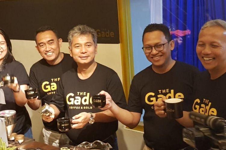 Peluncuran The Gade Coffee & Gold yang ke-15 di Bali