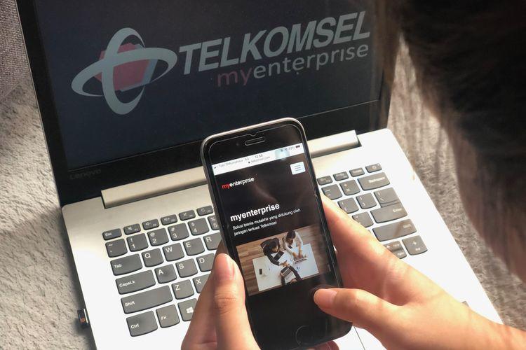 Telkomsel myEnterprise