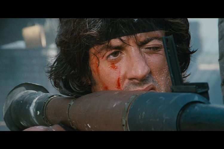 Film Rambo: First Blood Part II.