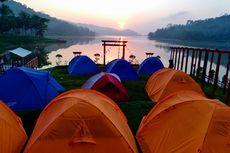 6 Aktivitas Seru di Sermo Glamour Camp, Lihat Sunrise hingga Kayaking