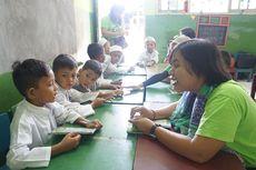 Sambut Idul Fitri, Tokopedia Tengok Renovasi Sekolah Sambil Ajar Mengaji