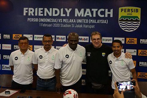 Laga Persib Vs Melaka United Dipimpin Wasit FIFA