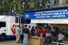 Ini Lokasi Pelayanan SIM Keliling di Wilayah DKI Jakarta pada Akhir Tahun