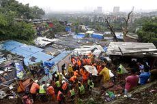 UPDATE Korban Tewas akibat Longsor dan Banjir di India Capai 125 Orang