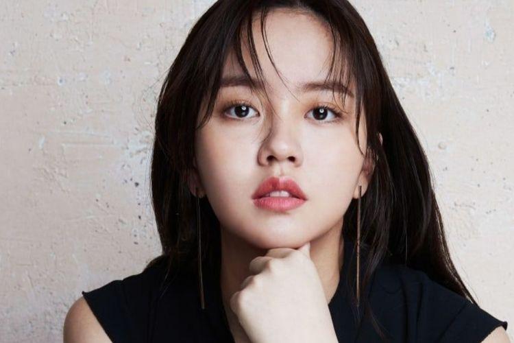 Kim So Hyun, aktris kenamaan Korea Selatan.