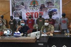 BBKSDA Riau: 7 Pelaku