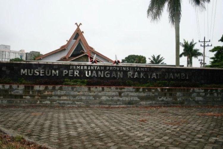 Museum Perjuangan Rakyat Jambi.