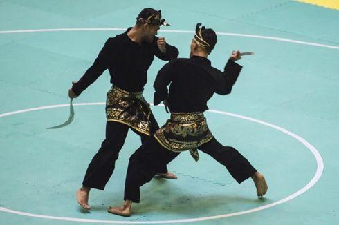 Lagi, Pencak Silat Sumbang Emas Ke-14 bagi Indonesia