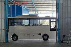 Mengintip Kesiapan Produksi Bus Listrik asal Demak