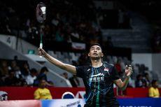 Hasil Denmark Open: Lawan Mundur, Tommy Sugiarto Melaju ke Semifinal