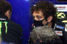 Rossi Lega Akhiri Tren Buruk, Simpan Harapan untuk MotoGP Portugal