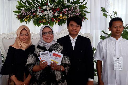 Ini Alasan Bupati Bogor Membuat TPS dengan Konsep Pernikahan