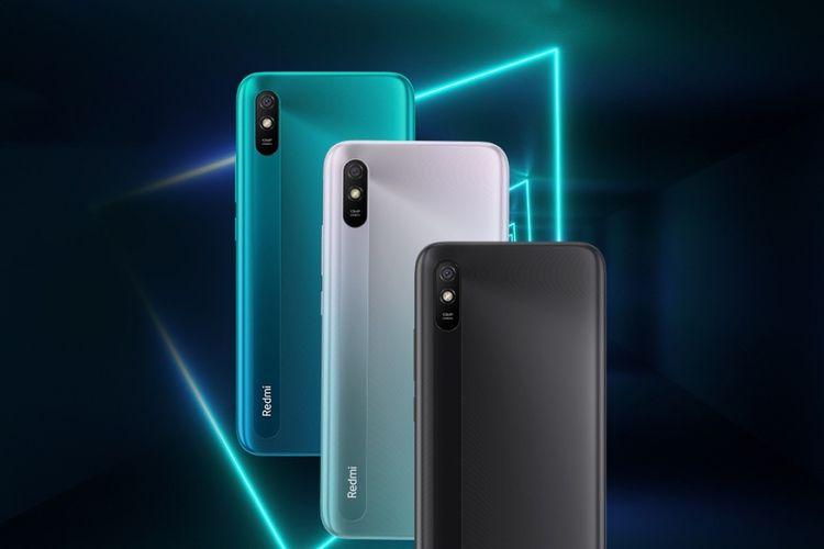 Xiaomi Redmi 9i Sport dan Redmi 9A Sport
