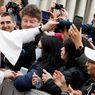 Paus Fransiskus Berjanji Akan Jaga Jarak Sosial Selama Jumpa Jemaatnya