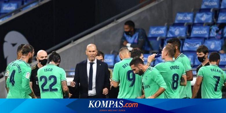 Man City Vs Real Madrid - Tanpa Ronaldo, El Real B