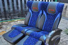 Tren Lapisan Fabric dan Kulit Sintetis pada Bus AKAP