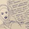 Mengintip Pesan Cinta Ridwan Kamil untuk Ultah