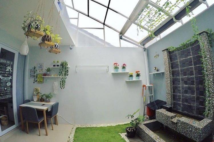 Mungkinkah Bikin Taman Indoor Di Rumah Mungil Begini Caranya