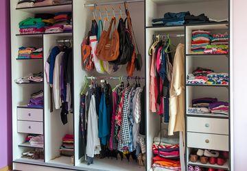 5 Cara Mudah Menjaga Lemari Pakaian Tetap Rapi