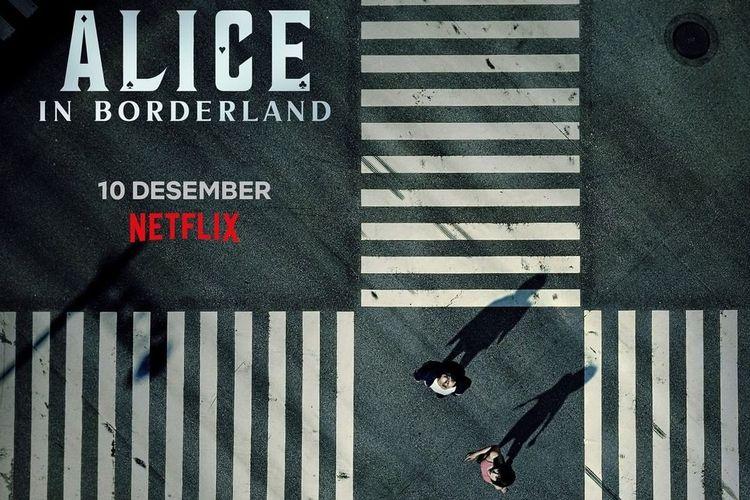 Poster Alice in Borderline